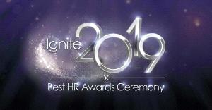 【HR界盛事 -  立即報名】 Ignite 2019 X Best HR Awards Ceremony