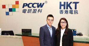 香港電訊培育年輕人才 承傳企業學習文化