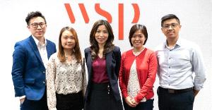 WSP以人為本管理哲學 助員工發展專業一展所長